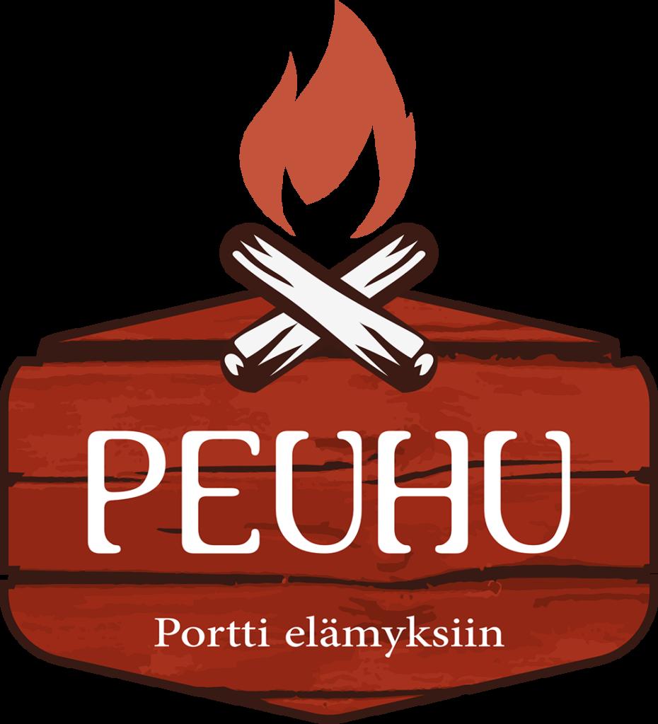 Logosuunnittelu Peuhun kartanolle
