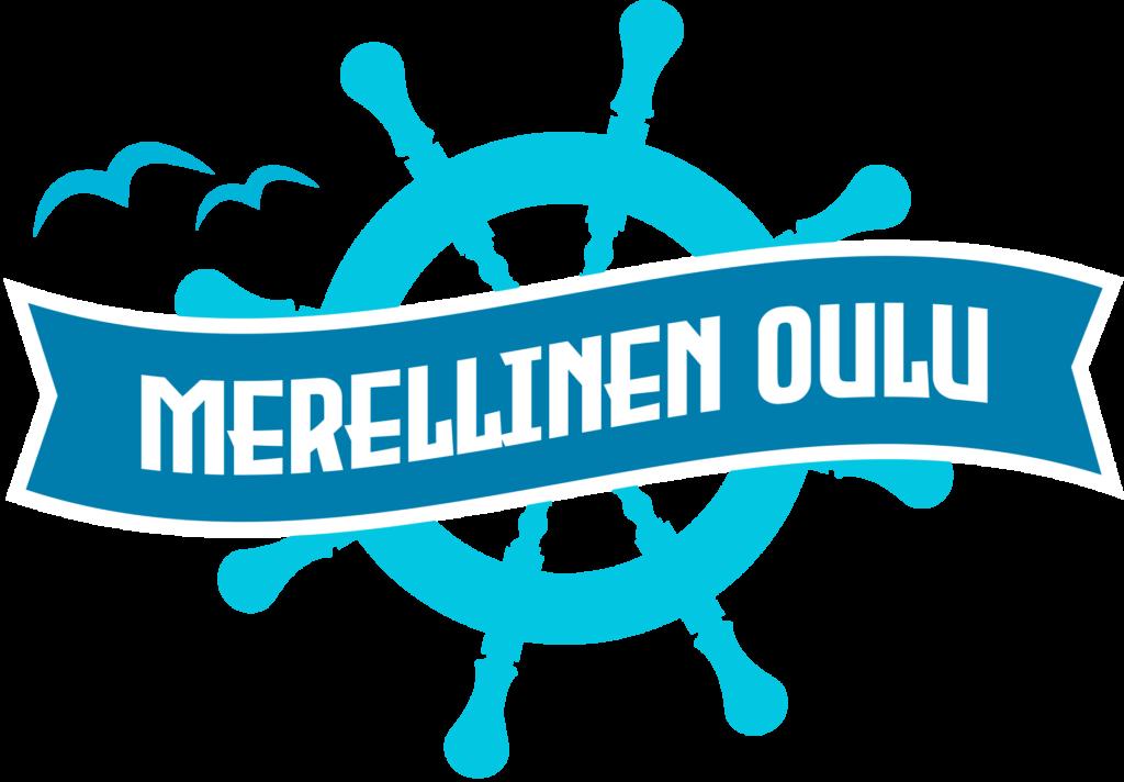 Logosuunnittelu Merelliselle Oululle