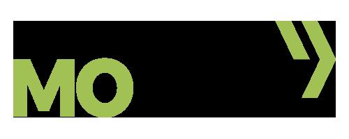 Logosuunnittelu Moway kuntokeskukselle