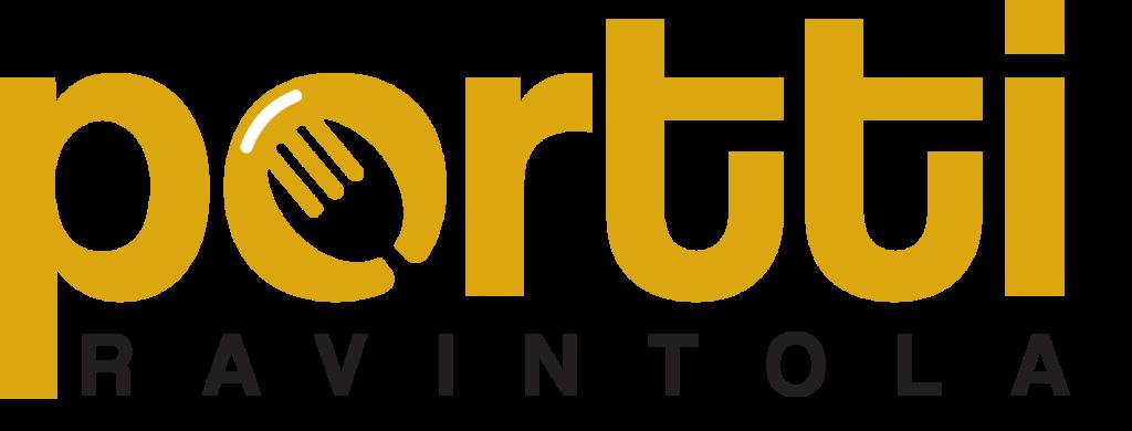 Logosuunnittelu Ravintola Portille